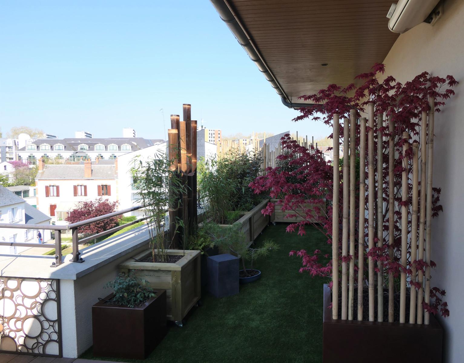 Aménagement terrasse_Avril 2021 [4/5] – Travaux réalisés