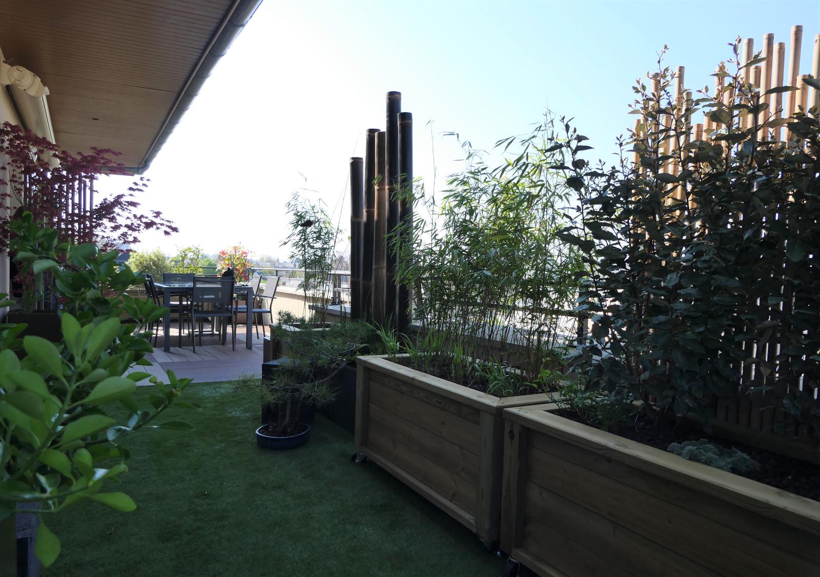 Aménagement terrasse_Avril 2021 [5/5] – Travaux réalisés